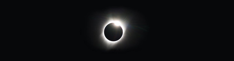 Voorbeeld maansverduistering