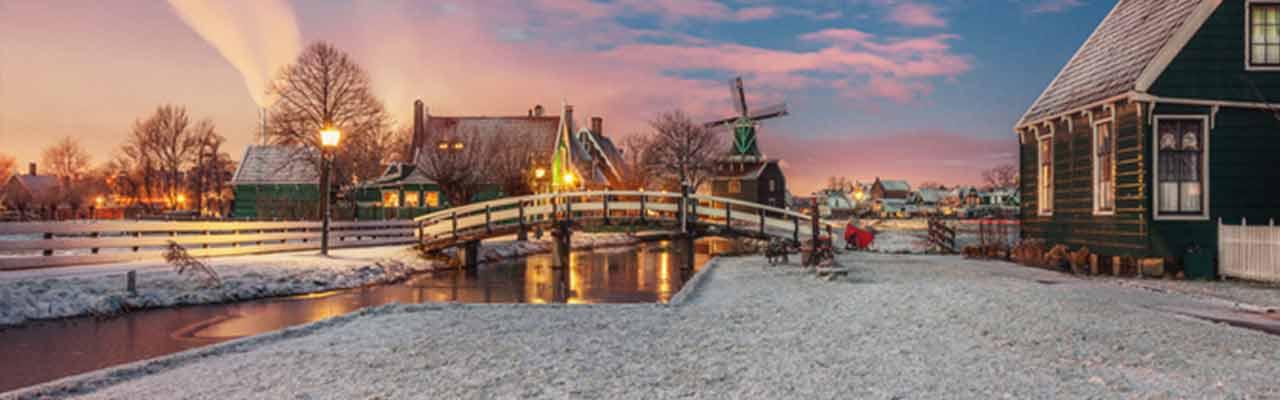 Winter in januari