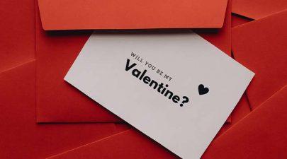 Valentijnsdag tijdens corona
