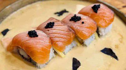 internationale sushi dag